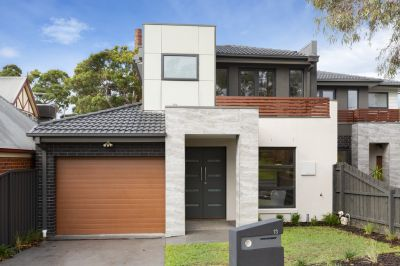 13 and 13A Standard Avenue, Box Hill