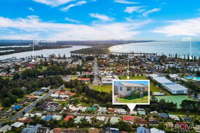 East Port Location - Live In, Lease Out or Land Bank!