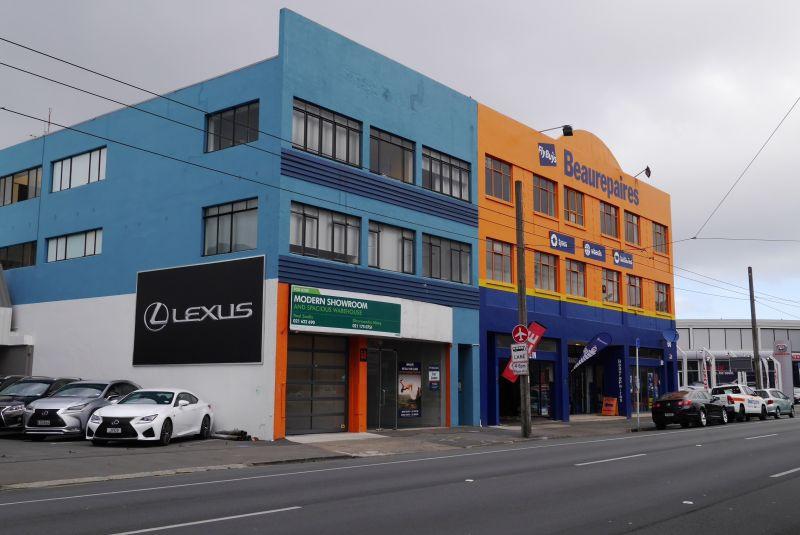 58 Kent Terrace, Te Aro