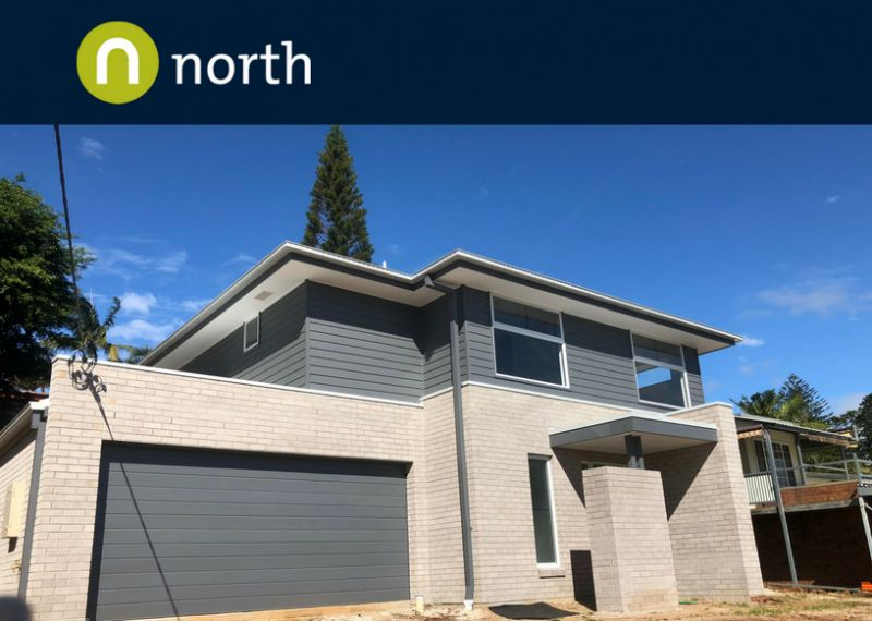 Brand New Four Bedroom Family Home