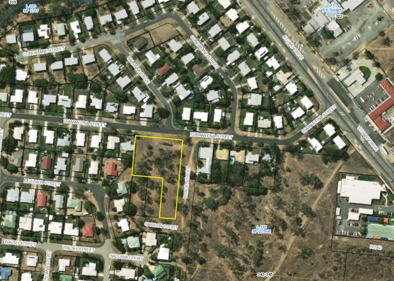 DA Approved 4049m2 Block For Sale