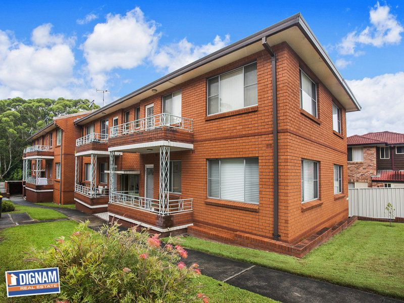 6/5 Gilmore Street, West Wollongong NSW