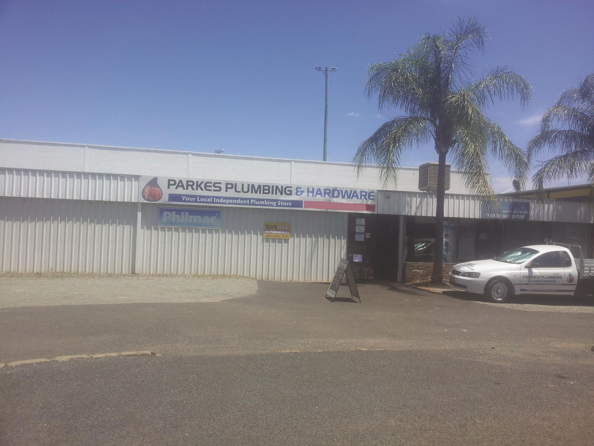 Long Established Leasehold Plumbing & Hardware Business - Parkes, NSW