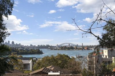 Leafy Serenity And Intimate Harbour Bridge Views