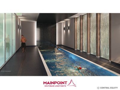 MAINPOINT, 16th Floor - Stunning 2 Bedroom Apartment!