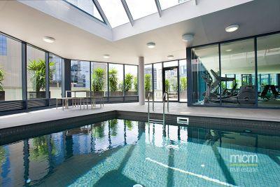 SouthbankONE: 21st Floor - Convenient Cosmopolitan Lifestyle! L/B