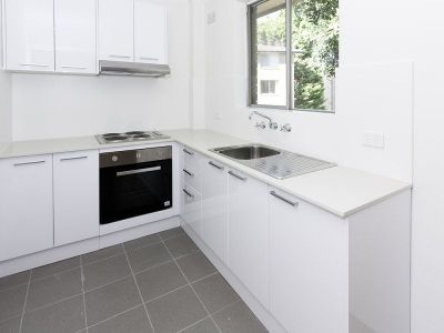 Natural Light Fully Renovated Kitchen and Bathroom Sun Drenched Balcony Car Space