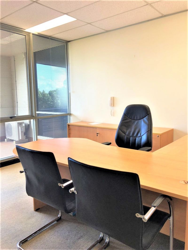 FURNISHED OFFICE SPACE!