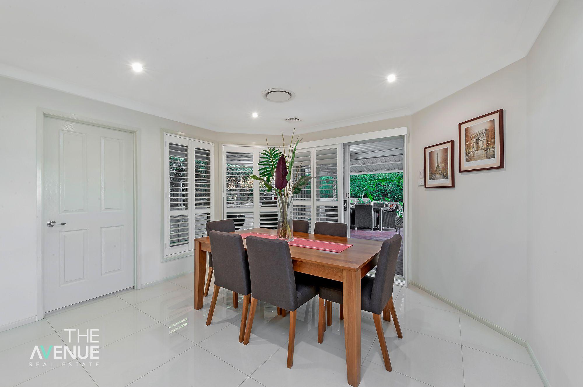 1 Donnegal Court, Castle Hill NSW 2154