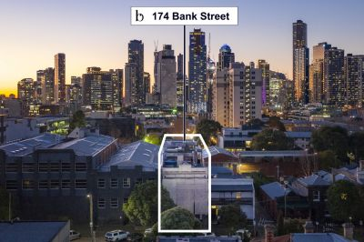 174 Bank Street, South Melbourne