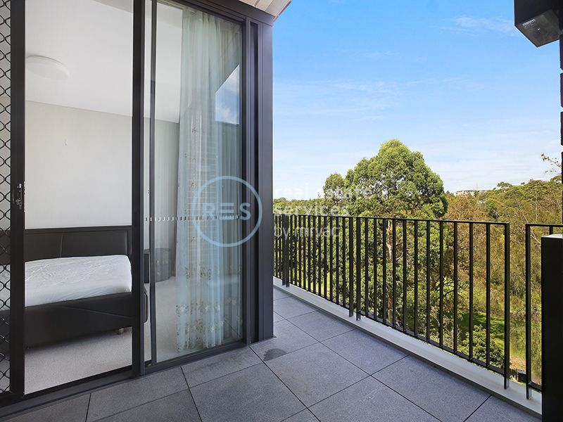 Furnished 2-Bedroom Apartment with district views in Harold Park
