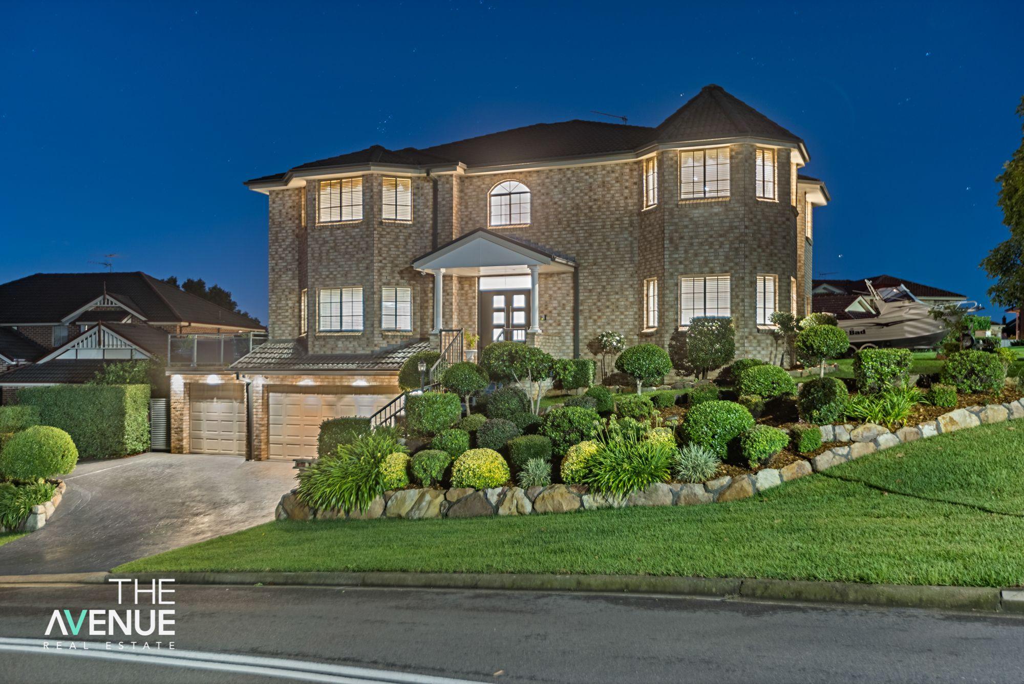 9 Saxonvale Road, Bella Vista NSW 2153