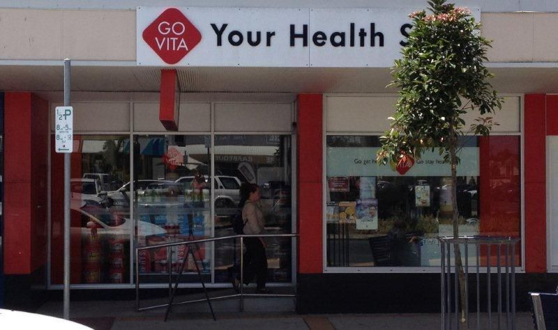Go Vita Health Food Store Mackay