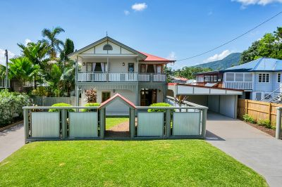 Impeccable Queenslander on quiet Suburban Street
