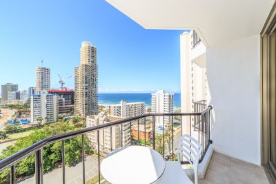 High Returning Ocean View Apartment