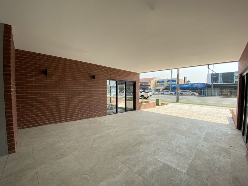 BRAND NEW, HIGH EXPOSURE 50SQM RETAIL SPACE