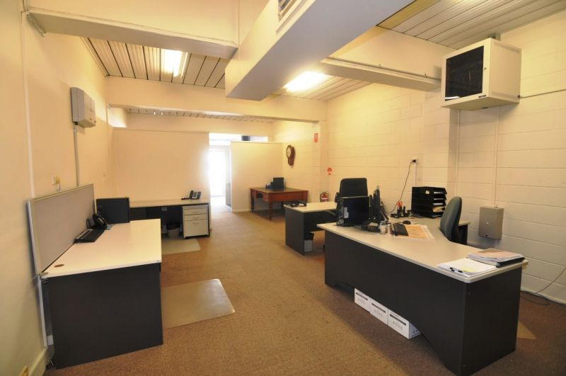 Ground and first floor space on Charters Towers Road