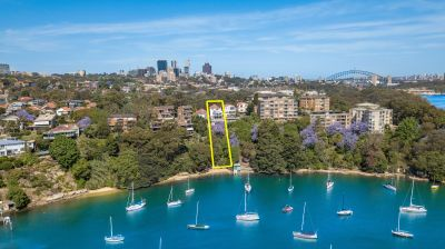 Significant waterfront holding in prestige locale