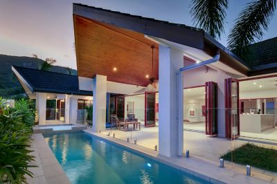 Sublime Luxury & Tropical Innovation
