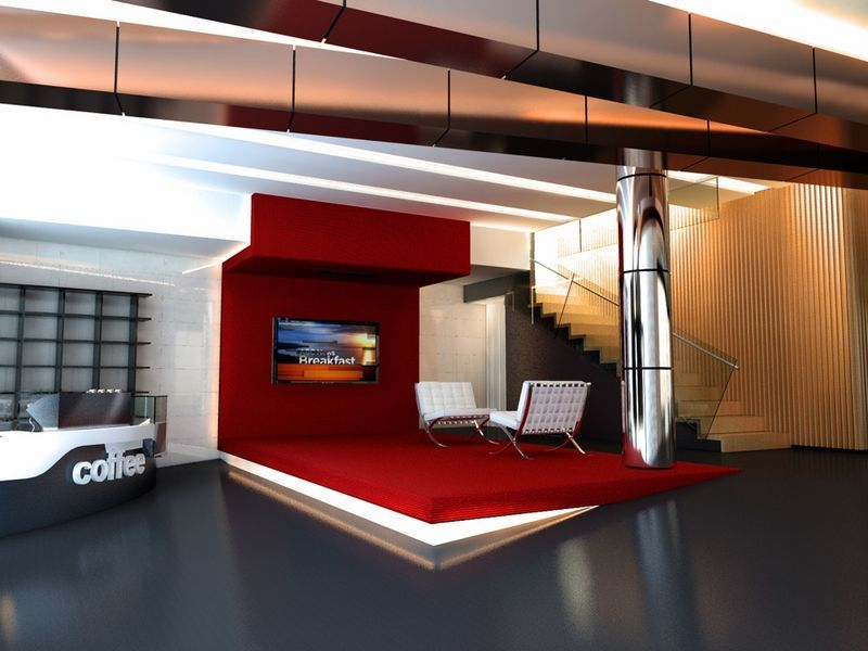 Flexible Working Environment - Ground Level Offices