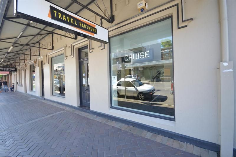 Office or Retail with four (4) car spaces
