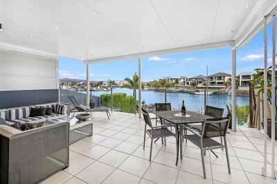 Spectacular Outdoor Entertaining,  Lifestyle Living, North to Water