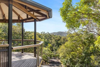 Elevated Rainforest Hideaway