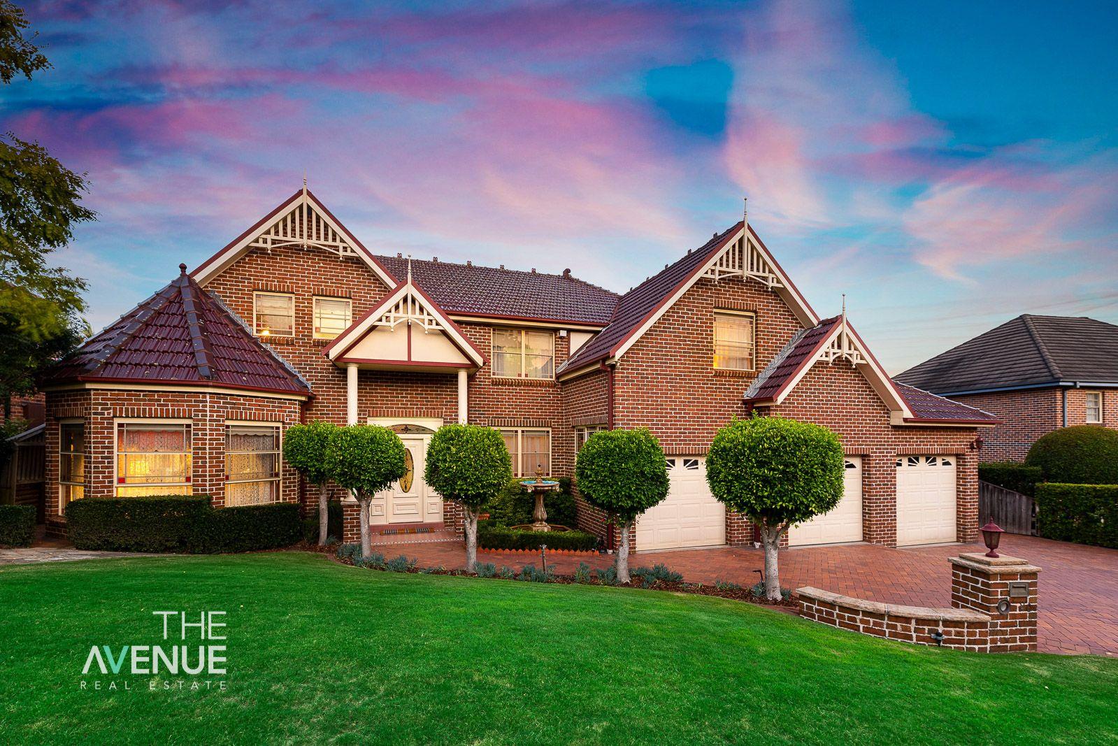 20 Crown Terrace, Bella Vista NSW 2153