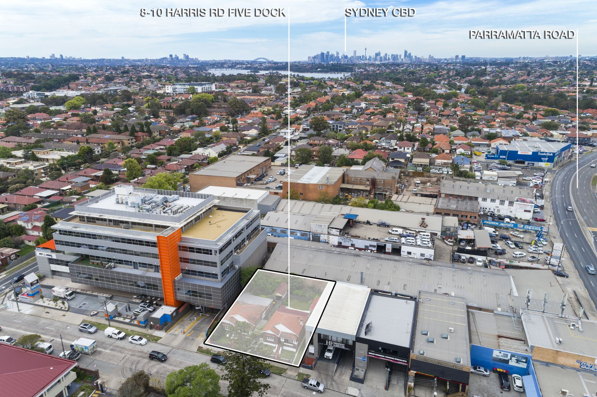 8-10 Harris Road, Five Dock NSW