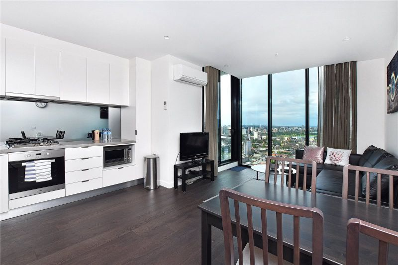 Platinum: Fully Furnished Two Bedroom Apartment on Level 35 with All the Luxuries!