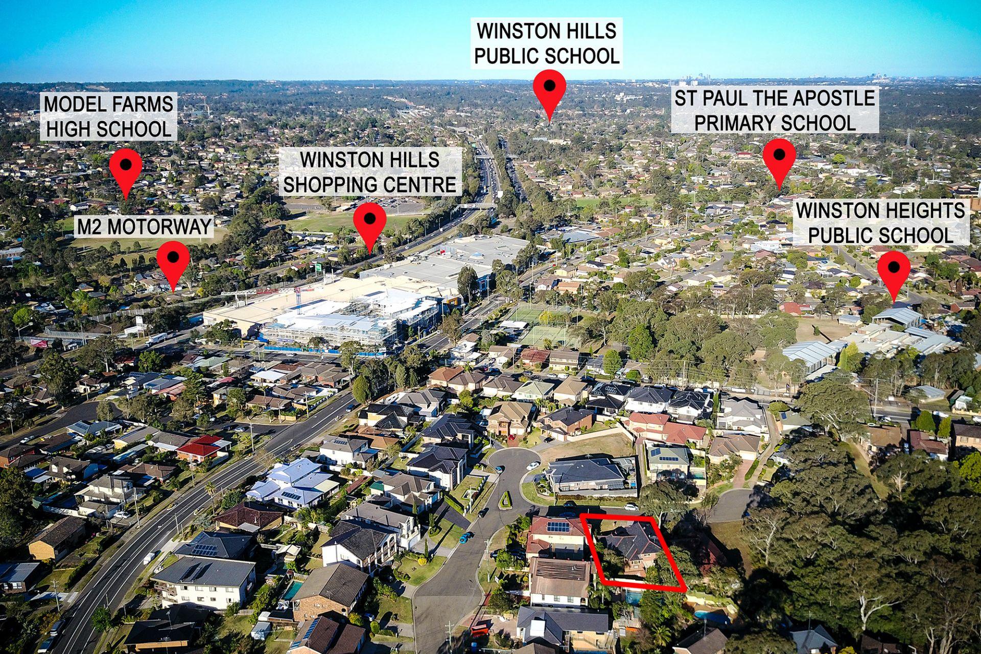 15 Whitefriars Way, Winston Hills NSW 2153