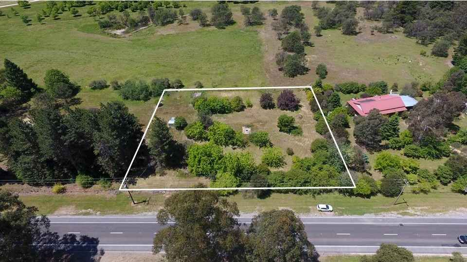 Searching for that large block of land?