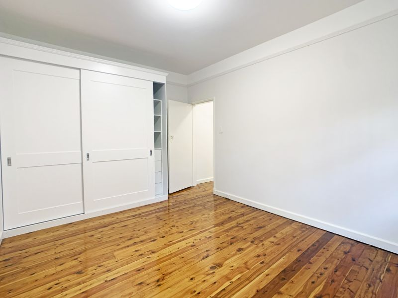 Spacious & renovated 1 bed apartment!