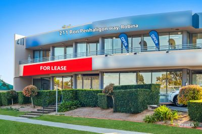 Best Value in Robina - Retail Showroom / Medical / Office - Ground Level with Good Signage and Parking