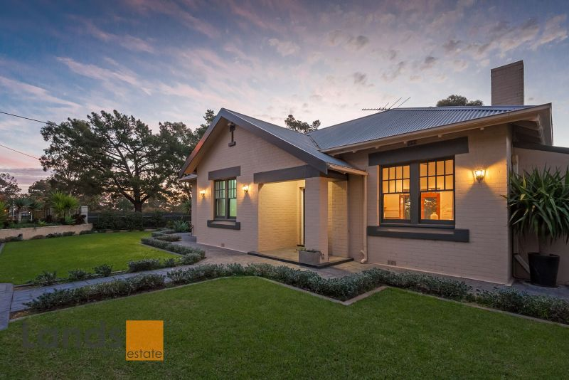 Stunning Character Home in Tea Tree Gully Historic Township.