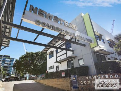 QUALITY OFFICE WITH 2 CARS IN THE HEART OF NEWSTEAD!