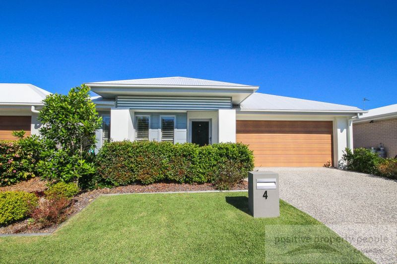 4 Turquoise Place, Caloundra West, QLD