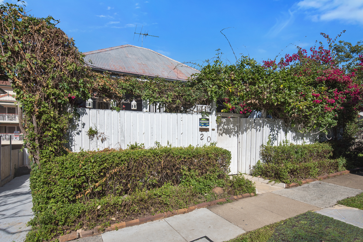 Private, secure and super close to Toowong Shops