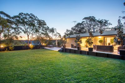 Magnificent single-level family entertainer on over 2,400sqm