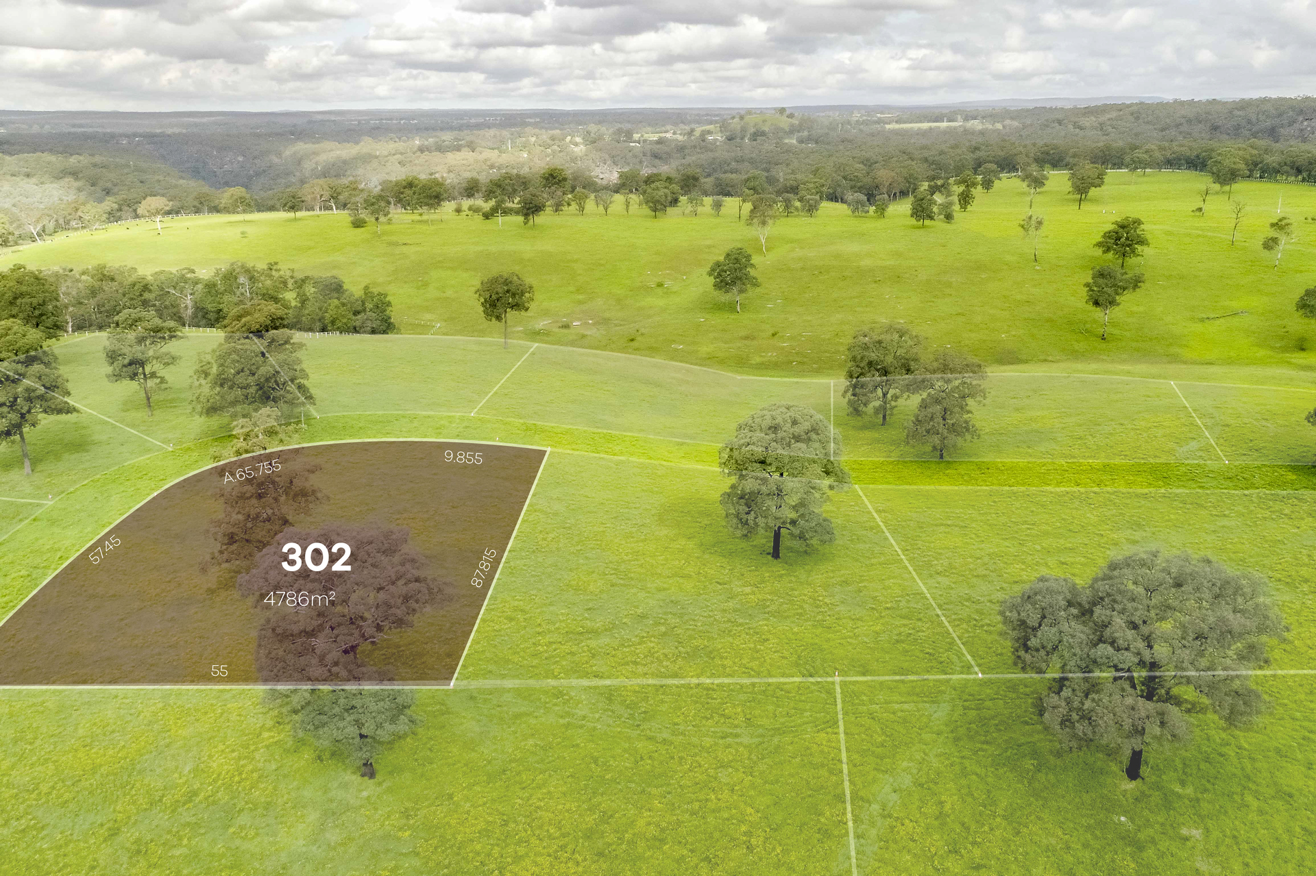 Tahmoor Lot 302 Proposed Road | The Acres