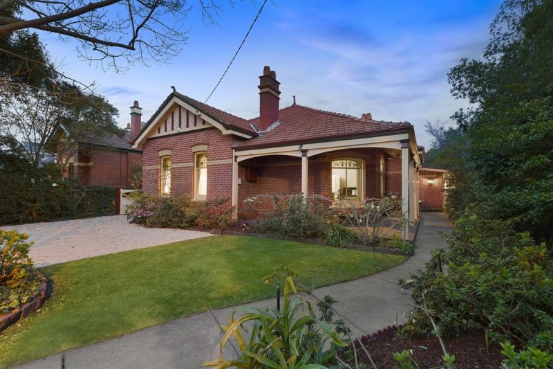 Historic Home in Leafy Camberwell