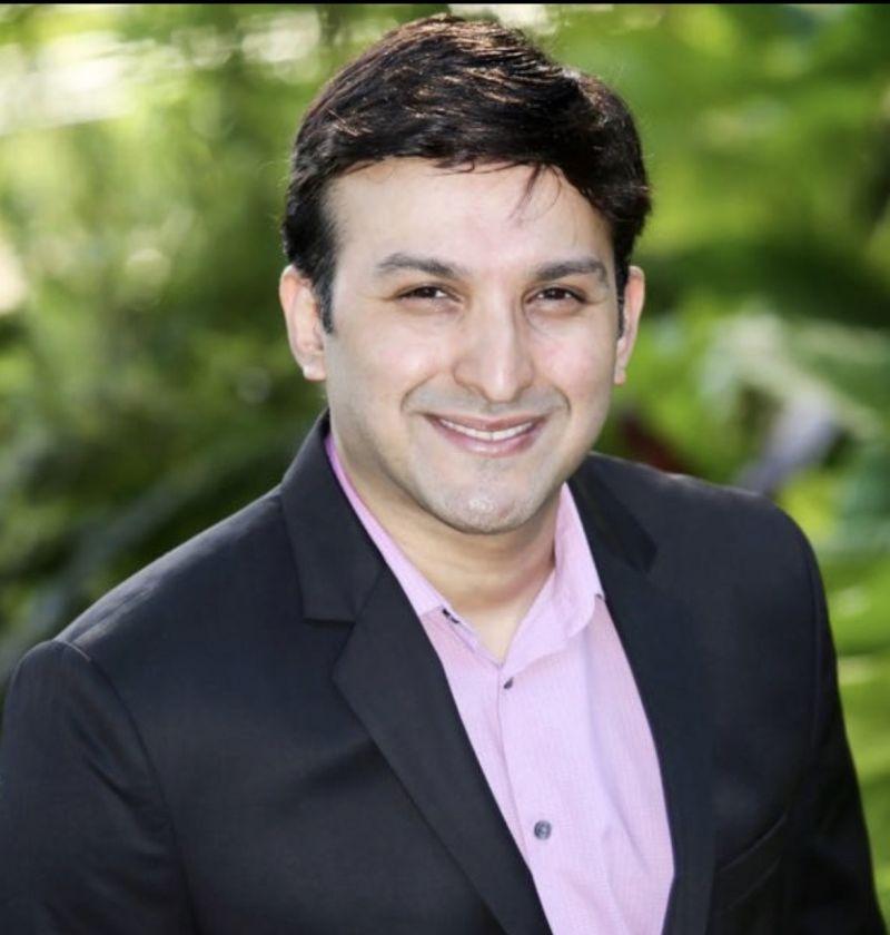 Ajay Shetty Real Estate Agent