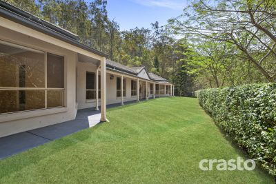 Spacious 45 squares on over 2 private acres