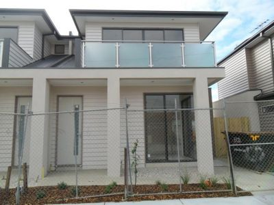 ** Stylish and sleek brand new townhouse near completion **