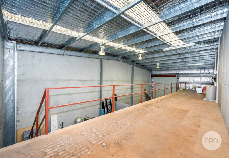 Warehouse & Office plus Mezzanine