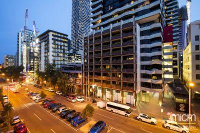 Studio Investment Metres to Queen Vic Market