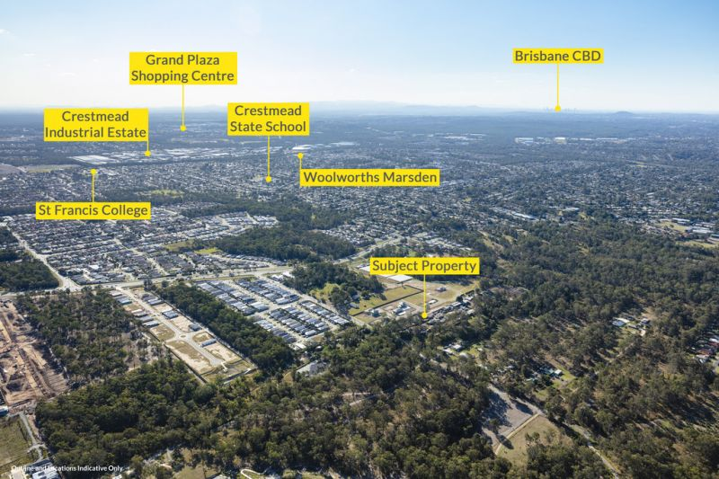 Logan Reserve - Approved Townhouse Site