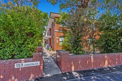 4/153 Union Street, The Junction