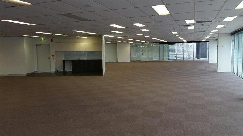 OPEN PLAN OFFICE WITH PLENTY OF NATURAL LIGHT