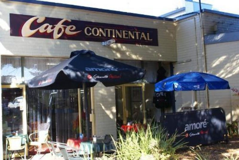 CAFE CONTINENTIAL - WELL KNOWN - WELL ESTABLISHED - PROFITABLE